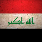 Grunge-Flag-Of-Iraq
